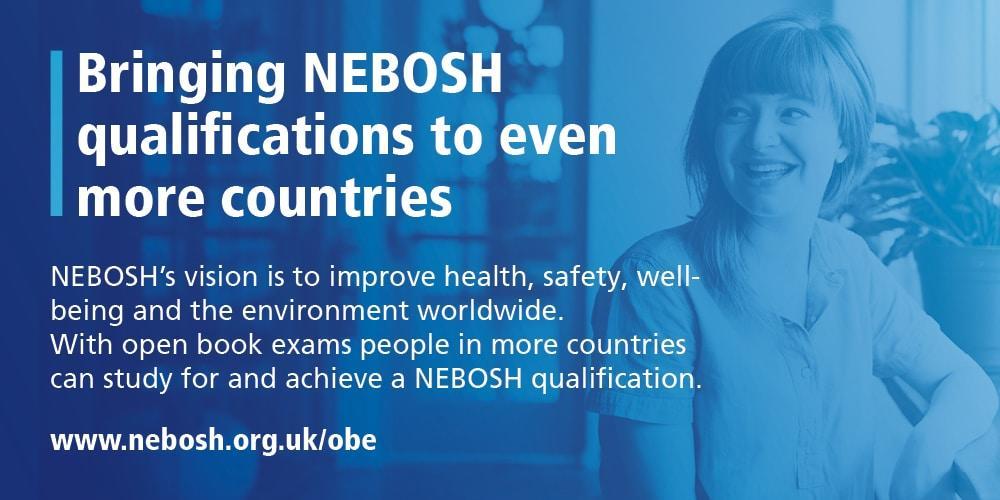 NEBOSH Open Book Examination