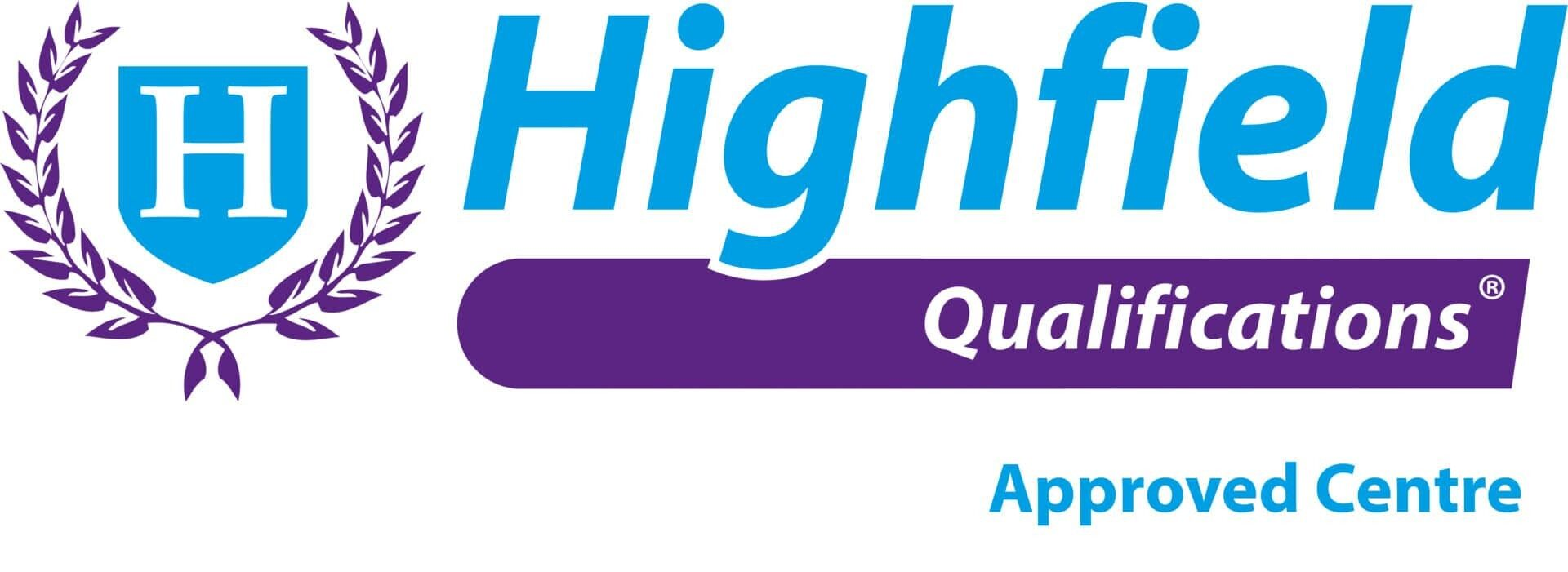 Highfield Qualification Approved Centre logo