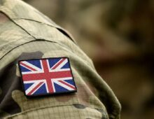 ELCAS funding for Armed Forces