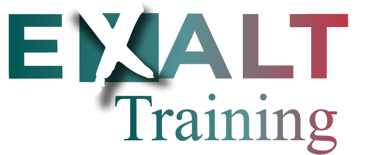 Exalt training logo